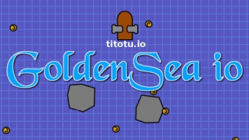 Goldensea io — Play for free at Titotu.io
