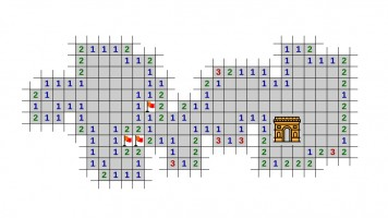 Infinite Minesweeper