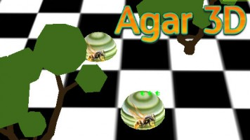 Agar 3D io — Play for free at Titotu.io