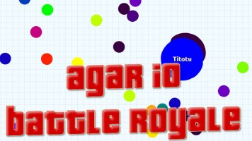 Agar io Battle Royale — Play for free at Titotu.io