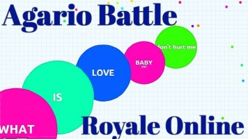 Agario Battle Royale Online