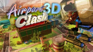Airport Clash 3d — Play for free at Titotu.io