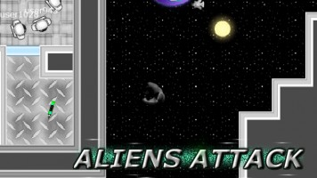 Aliens Attack | Атака НЛО