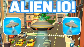Alien io — Play for free at Titotu.io
