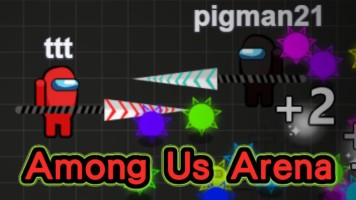 Among Us Arena — Play for free at Titotu.io
