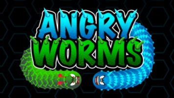 Angry Worms io