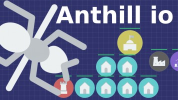 Anthill io — Play for free at Titotu.io