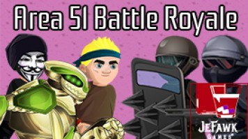 Area 51 Battle Royale: Area 51 Battle Royale