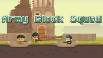 Army Block Squad — Play for free at Titotu.io