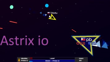 Astrix io — Play for free at Titotu.io