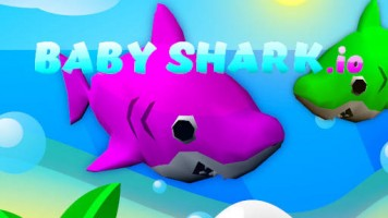 BabyShark io — Play for free at Titotu.io