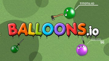 Balloons io — Play for free at Titotu.io