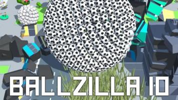 Ballzilla io | Мяч 3D