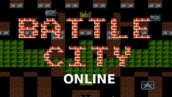 Battle City Online | Танчики денди ио