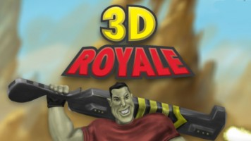 Battle Royale Game | 3D Батл Рояль