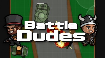 BattleDudes io — Play for free at Titotu.io