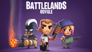 Battlelands Royale io