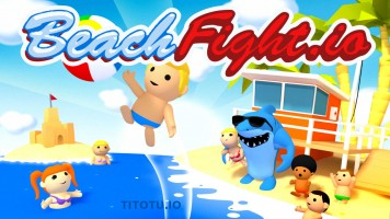 Beachfight io — Play for free at Titotu.io