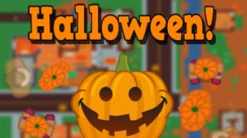 Хэллоуин Хаус — Играть бесплатно на Titotu.ru