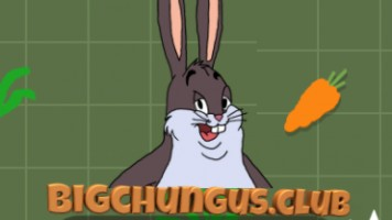 Big Chungus io | Bugs Bunny io — Play for free at Titotu.io