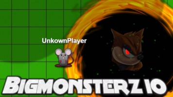 Big Monsterz io — Play for free at Titotu.io