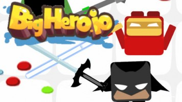 Bighero io — Play for free at Titotu.io