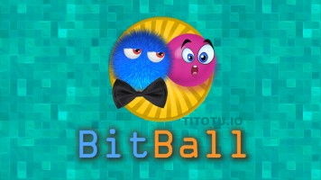 Bitball io — Play for free at Titotu.io