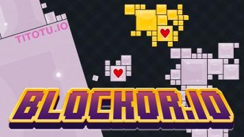 Blockor io: Квадрат ио