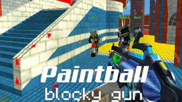 Blocky Gun Paintball 3 — Play for free at Titotu.io