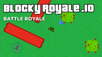 Blocky Royale io | Блоки Рояль ио