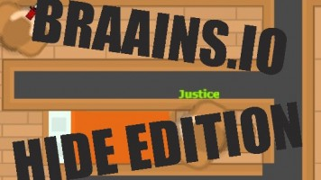 Braains io Hide Edition: Braains io Hide Edition