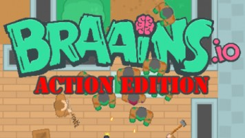 Braains io ACTION EDITION — Play for free at Titotu.io