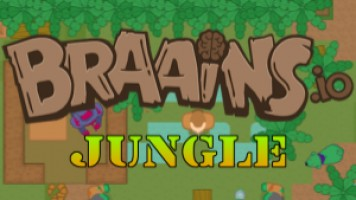 Braains io Jungle: Braains io Jungle