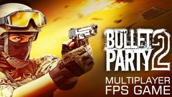 Bullet Party io — Play for free at Titotu.io