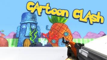 Cartoon Clash: Мультфильм столкновение