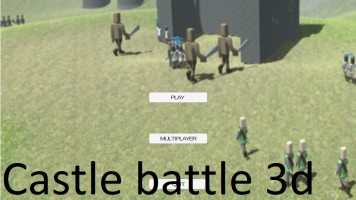 Castle Battle 3d: Кастл батл