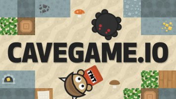 CaveGame io — Play for free at Titotu.io