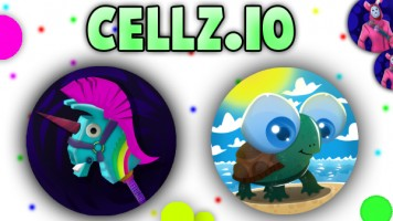 Cellz io — Play for free at Titotu.io
