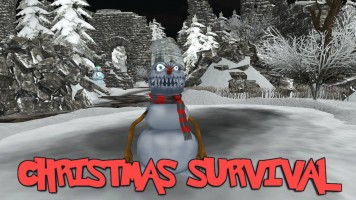 Christmas Survival io