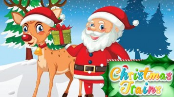 Christmas Trains io — Play for free at Titotu.io