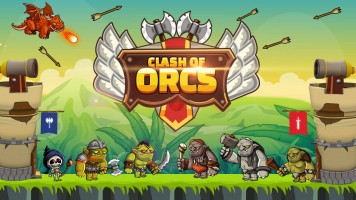 Clash Of Orcs | Клэш Оф Кингс