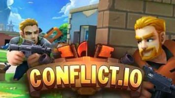Conflict io — Play for free at Titotu.io