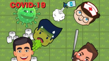 Coronavirus 19 — Play for free at Titotu.io