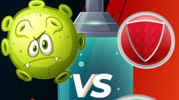 Coronavirus Fight | Битва с Коронавирусом