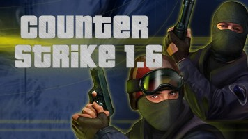 Counter Strike 1.6	: Контр страйк 1.6