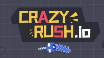 Crazy Rush io: Crazy Rush IO