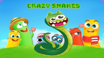 Crazy Snakes io — Play for free at Titotu.io