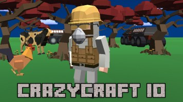 CrazyCraft io: CrazyCraft io
