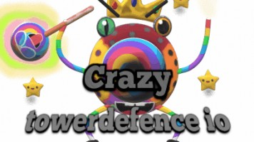 Crazy Tower Defence io — Play for free at Titotu.io