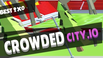 Crowded City io | Крауд Сити